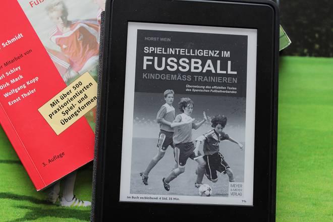 Horst Wein Buch: Spielintelligenz im Fußball