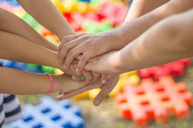 Teambuilding im Kinderfußball