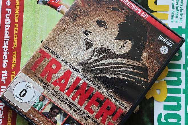 TRAINER - der Fußball Dokumentarfilm von Aljoscha Pause